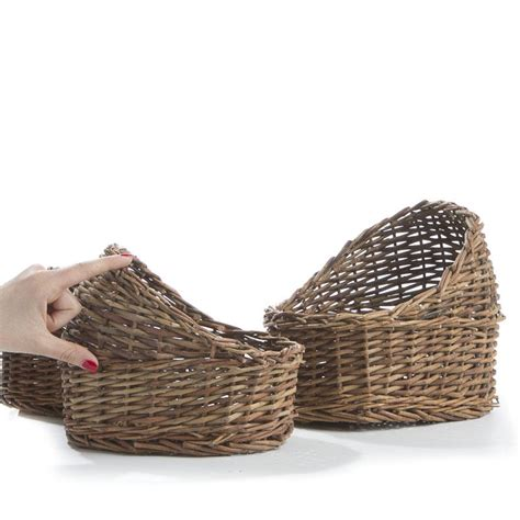 home decor baskets doll wicker bassinet baskets baskets buckets boxes