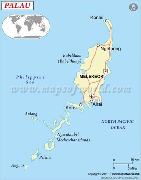 palau map palau map travel map travelquaz