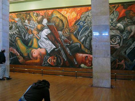 Contemporary Wall Murals Interior mexican muralism los tres grandes david alfaro siqueiros