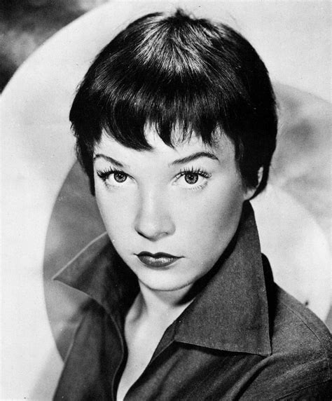 1950 hair styles with bangs a very young shirley maclaine 1950s pixie cut with