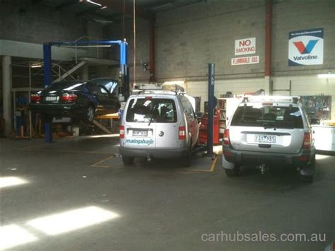 bay garage automotive port melbourne mechanic