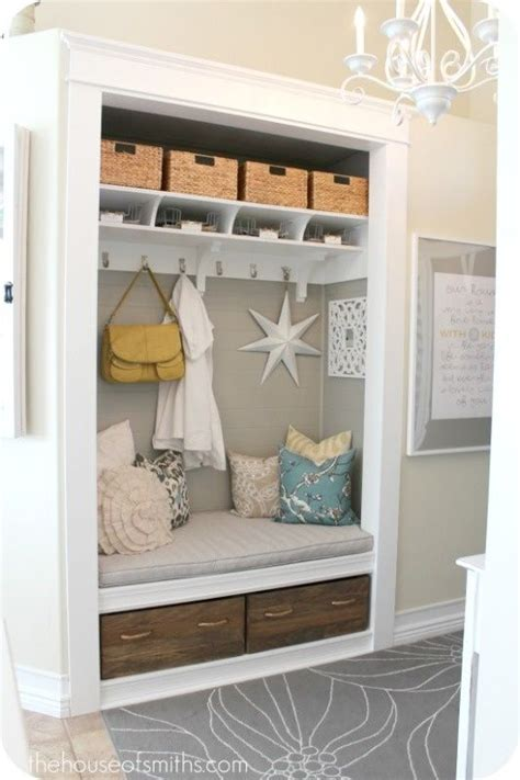 closet storage cubby home hacks