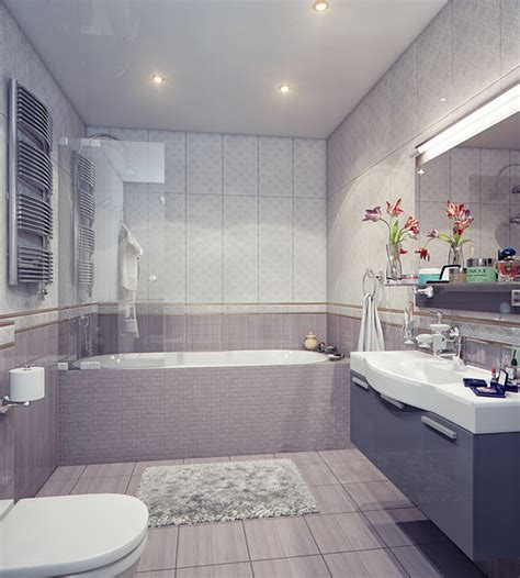 Modern Small Bathroom With Tub Jaw Droppingly Gorgeous Bathrooms That Combine Vintage