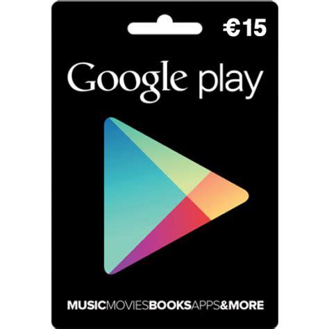 google play card  euro kaufen guthabende