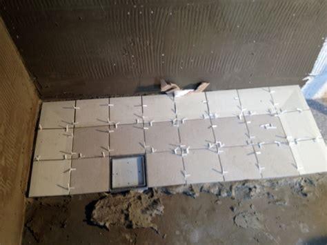 doccia piastrelle foto costruzione piatto doccia con piastrelle di zappino