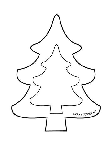 die besten 25 tannenbaum vorlage ideen auf pinterest