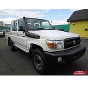 Price Toyota Land Cruiser 79 Pick Up Diesel Hzj Double