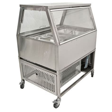 Cold Display Cabinets Food by Woodson Self Serve Cold Food Refrigerated Display