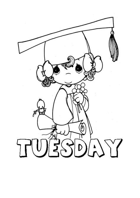 imagenes en ingles para niños para colorear cartel con un d 237 a de la semana en ingl 233 s