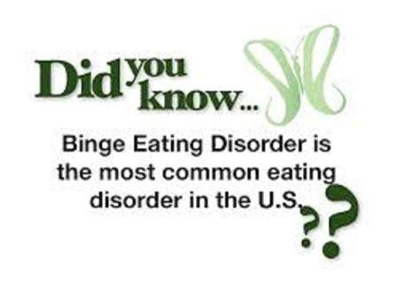 Binge Eating Disorder Bed Yves S Eveillard Md