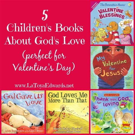 8 Books I Loved As A by 5 Children S Books About God S Valentines Day
