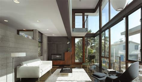 Best Australian Architects breeze house modern living room los angeles by r amp d
