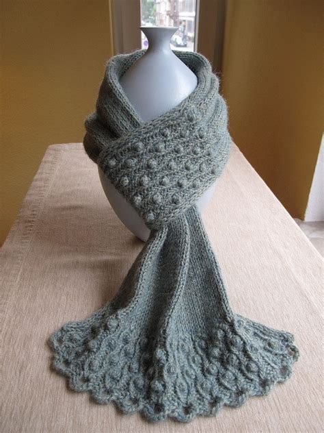 how to knit and pearl pretty knit scarf quot drifted pearls quot knit scarves hats