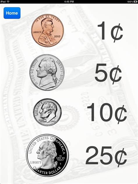 printable images of us coins teaching coin value have used this app to teach my own