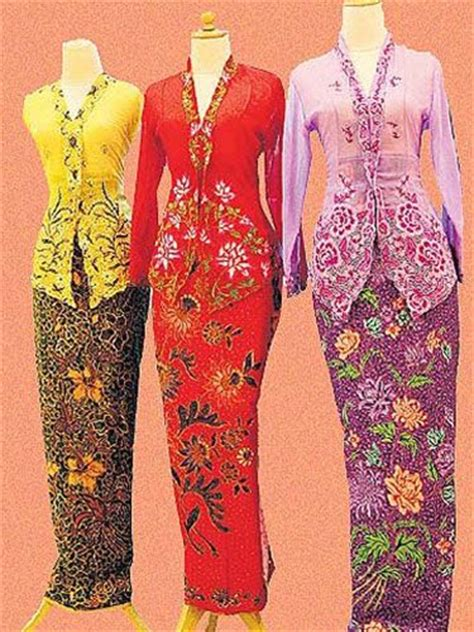 pola kebaya encim 1000 images about fashion ethnic fusion on pinterest