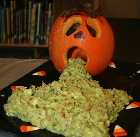 frightful halloween finger foods