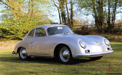 porsche 356 sunroof 1958 porsche 356a lhd sunroof coupe