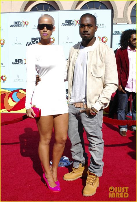 kanye west slams ex amber rose pretty much confirms amber rose talks kanye west breakup says she was