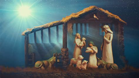 christmas wallpaper nativity scene christmas nativity backgrounds 183