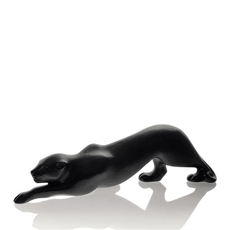 black panther sculpture contemporary home trisources zeila panther sculpture limited edition 49 pieces