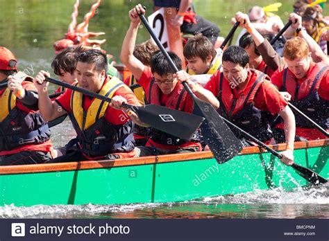 dragon boat racing manly dragon boat club stock photos dragon boat club stock