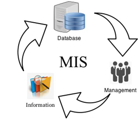 diagram of management information system of management information system mis management