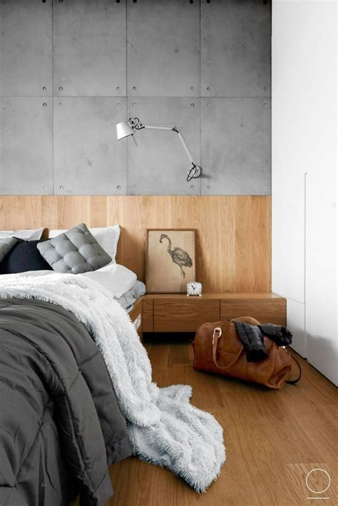 fashion bedroom decor best 25 concrete bedroom ideas on industrial bedroom design concrete interiors and
