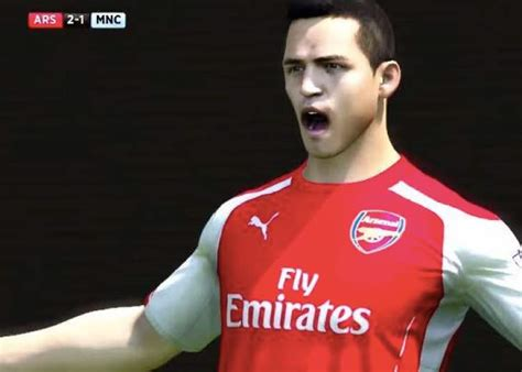 alexis sanchez fifa 14 ea servers down on feb 14 for fifa 15 product reviews net