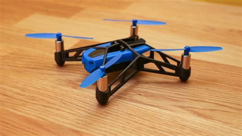 Drone Mini parrot minidrone rolling spider review cnet