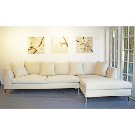 5 foot loveseat decenni custom furniture divina bone 9 5 foot modern