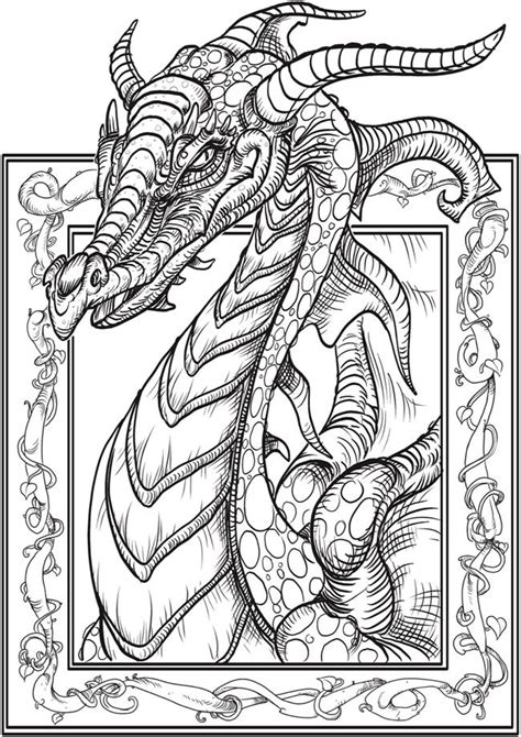 free coloring pages of dragons for adults printable adult coloring pages dragon eye free adult