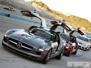 Mercedes With Gullwing Doors Mercedes Amg Driving Academy At Laguna Seca