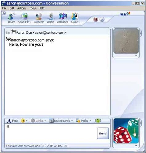 12buzz Instant Messenger Tries To Be David Taking On Goliath by Former Microsoft Programmer Looks Back At Aol Msn Chat