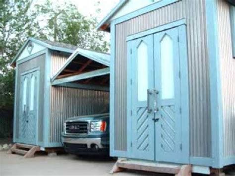 How To Join Two Sheds Together built sheds retractable roof carport