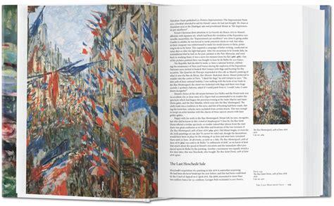 impressionist art bibliotheca universalis 3836557118 monet or the triumph of impressionism taschen books klotz