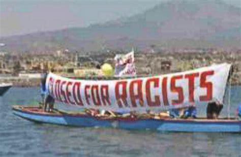 Lu Stop Avanza activistas se movilizan en el de catania contra la