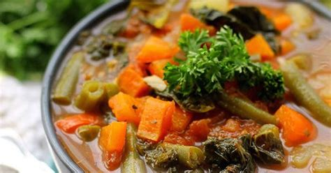 types of vegetable soups detox vegetable soup recipe different types of vegetables and soups