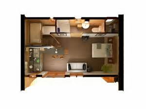 small space floor plan basement apartment