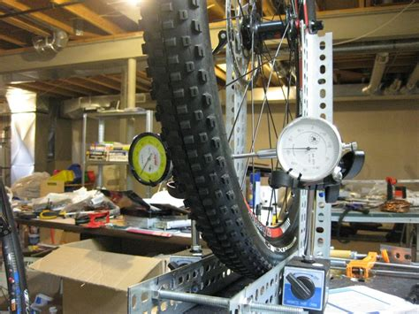 diy wheel truing my diy wheel building truing stand mtbr