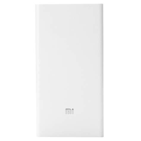 Original Xiaomi Powerbank 20000mah xiaomi power bank 20000mah original white jakartanotebook