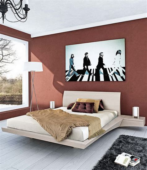 modern bedroom colors modern bedroom with brown color d s furniture