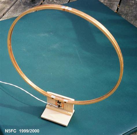 n5ese s shielded loop receiving antenna