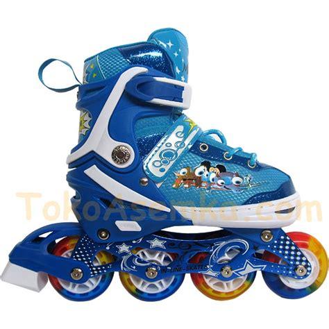 Tenda Cing Anak Murah jual sepatu roda inline skate anak dan dewasa toko