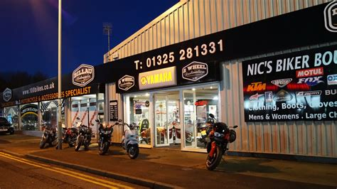 Motorcycle Dealers Darlington by Billau Motorcycles Darlington Specialist Car And Vehicle