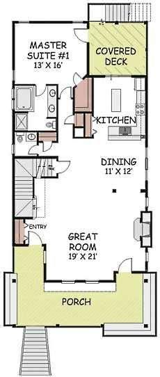 Einrichten Und Wohnen 4609 by Cottage Plans Interior Design Grundrisse
