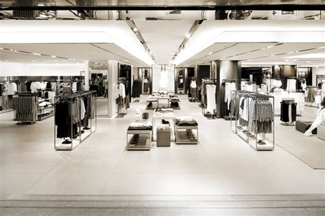 layout of zara zara 187 retail design blog