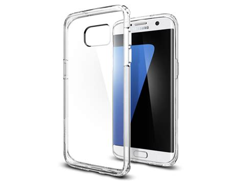 Laris Spigen Samsung Galaxy S7 Edge Ultra Hybrid spigen ultra hybrid galaxy s7 edge hoesje