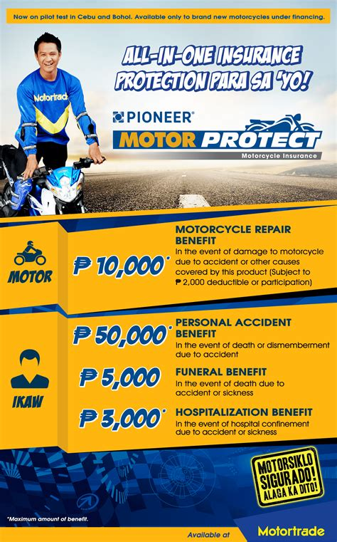 Motor Trade Honda Beat Price by Motor Protect Now Available In Cebu And Bohol Pioneer