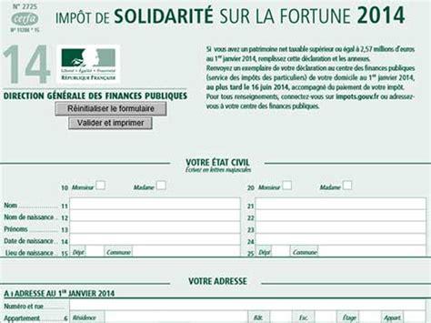 Formulaire Credit Impot 2014 Declaration Impot Fr Html Autos Weblog
