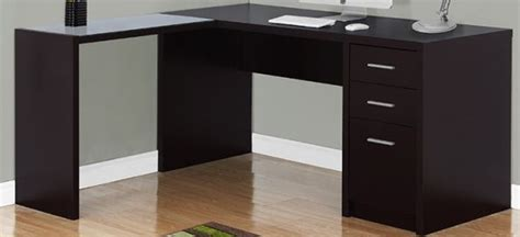 L Shaped Glass Desk With Drawers L Shaped Glass Desk With Drawers L Shaped Glass Desk With Drawers Foter Modern Office L